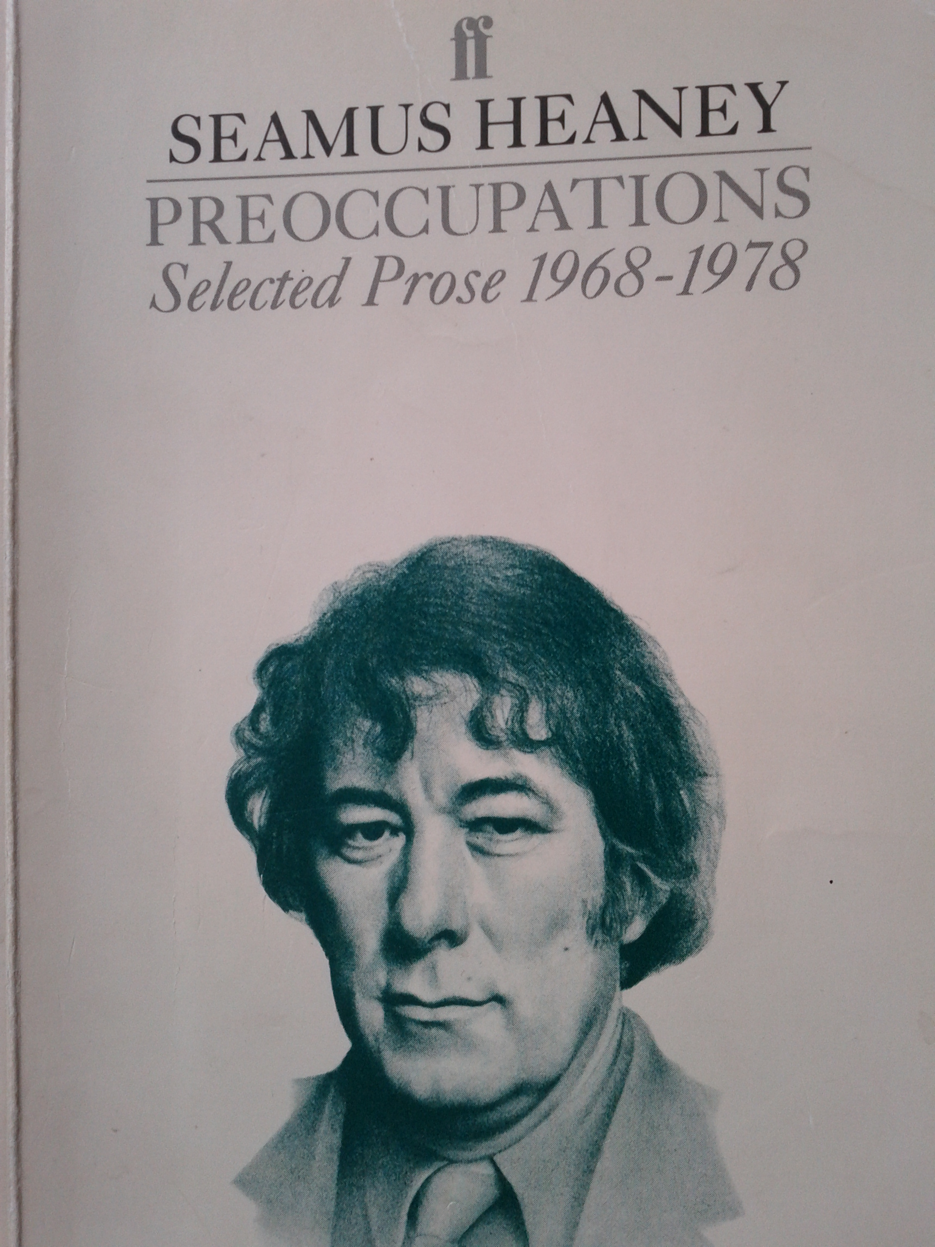 seamus heaney omphalos anthony wilson heaney s pedagogy