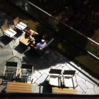 Writing in the gaps